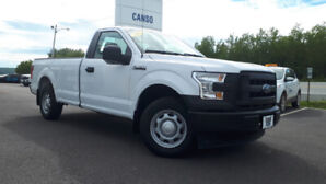 2017 Ford F-150 XL Pickup Truck with 8' Box