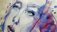 Pen & Ink and Watercolour  - Nov 5 to 19