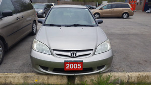 2005 Honda Civic Kitchener / Waterloo Kitchener Area image 4