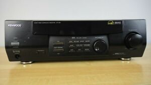 Kenwood VR-406 100W 5.1 AV Receiver