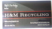 Junk removal/metal recycling