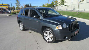 2008 Jeep Compass 4WD, Automatic, Certified, SUV, Crossover