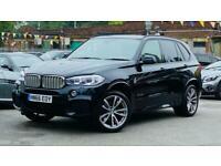2016 BMW X5 3.0 40d M Sport Auto xDrive (s/s) 5dr SUV Diesel Automatic