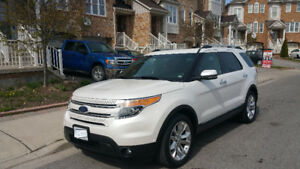 2012 Ford Explorer Limited Edition SUV, Crossover