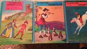 Spanish children's stories published in 1962