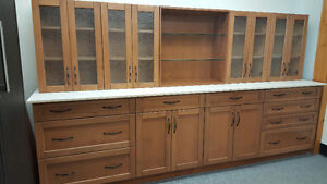 Cherrywood Cabinets - Brand New in Showroom
