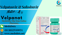 Indian Epclusa Price | Buy Velpanat Tablets Online