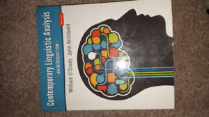 Contemporary linguistics analysis buy or sell books in edmonton contemporary linguistics analysis textbook study g 8th edition fandeluxe Images
