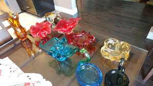 Chalet/lorraine glass