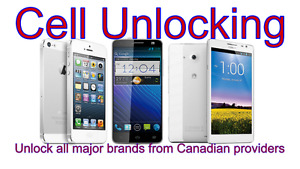 Unlock your cell phone in Stratford
