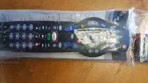 New Rogers remote never opened with batteries