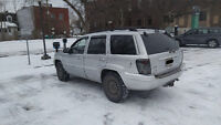 2003 Jeep Grand Cherokee Limited V8 4.7L (fully loaded) $1600