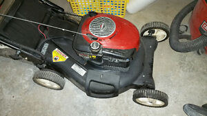 Sears mower//tondeuse