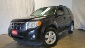 2009 Ford Escape XLT 4WD 6CYL LEATHER SUNROOF