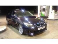 BMW 530 3.0i M Sport - 6 Speed Manual - New Clutch Service tyres