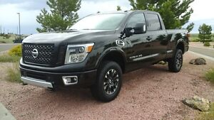 2016 NISSAN TITAN XD PRO-4X DIESEL $47000! FINANCING AVAILABLE