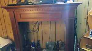 Fire place mantel and cover Cambridge Kitchener Area image 3