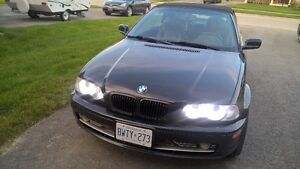 2003 BMW 3-Series 3.0i Convertible