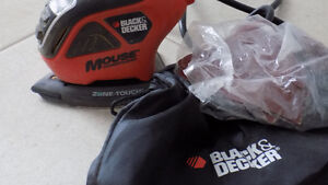 Sableuse (Mouse) Black Decker