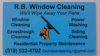 R. B. Window Cleaning