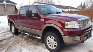 Ford lariat  (loaded)