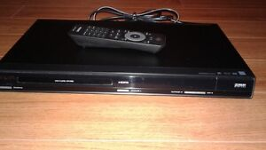 Philips DVD Player with remote