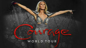 Céline Dion Centre Bell 2 billets parterre - SOLD OUT