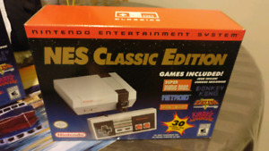 NES Classic Edition **Brand New**