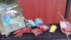 Package Antique Toys
