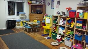 child care spot available at Bridge/Univ Kitchener / Waterloo Kitchener Area image 1