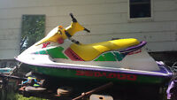 sea doo xp 650