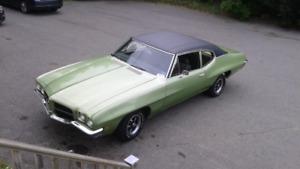 1972 pontiac lemans 350