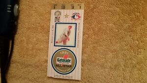 Jays 92/93 World Series ALCS 1977 Ticket Stub Coin or Bobblehead