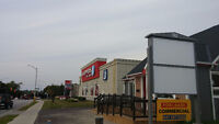 commercial unit next to shoppers drug,high traffic, renovated,
