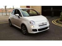 2014 Fiat 500 1.2 S with Bluetooth Air-Con Manual Petrol Hatchback