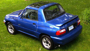 1997 Suzuki X-90 Loaded Coupe (2 door)