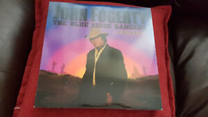 JOHN FOGERTY THE BLUE RIDGE RANGERS RIDES AGAIN VINYL ! BRAND NE
