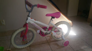Avigo girls bike