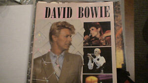 Davud Bowie  items
