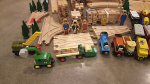 266 Pc Thomas The Train & Friends Set