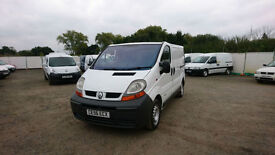 Renault Trafic 1.9TD SL27dCi 100, 130000 miles, New Cambelt.Choice of 5