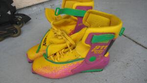 Salomon Equipe S-10 Ski skating boots