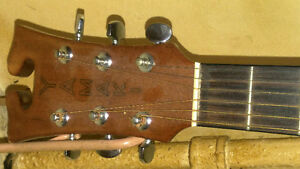 Yamaki Buffalo Head Guitar Kitchener / Waterloo Kitchener Area image 3