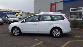 Ford Focus 1.6 TDCI 90 STYLE (white) 2011