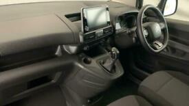 2019 Citroen Berlingo 1.5 BlueHDi 1000 Driver M SWB EU6 5dr Panel Van Diesel Man
