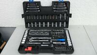 Mastercraft socket set $100.