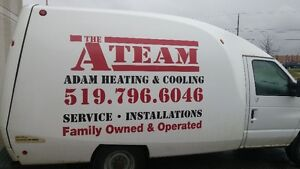 ADAM HEATING & COOLING- Call the A TEAM for all your HVAC work Windsor Region Ontario image 2