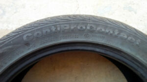225/45 R 17 91H Continental ContiProContact