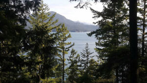 Waterfront Building Lot Off the Grid - 614 Smuggler's Cove Road