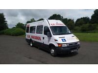 Iveco DAILY 2000 50C11 mini bus